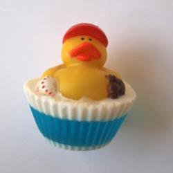 Sports Ducky Glycerin Soap
